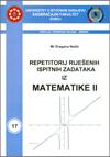 Repetitorij riješenih ispitnih zadataka iz matematike II